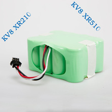 XR510 series 2200 mAh Ni-MH Vacuum Cleaner Battery for KV8 or Cleanna XR210 series and XR510 series Robotics Battery