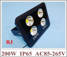 new style with cup shape reflector LED flood light floodlight spot light lamp 200W (4*50W) AC85-265V 16000lm