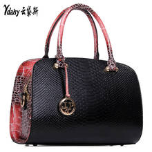 Fashion Women Handbags Business Shoulder Bags Female Crossbody Bags Messenger Bags women famous brands handbags Boston bag purse