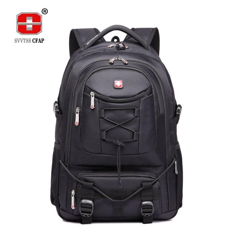 Brand 15.6 Inch Men Laptop Backpack Women Waterproof Black Large Capacity Multifunction Casual Male Travel Backpacks 2017 Female<br>