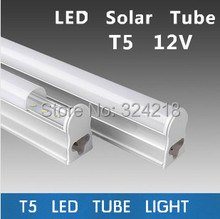 5pcs/lot t5 led tube light 12v 4w 5w explosion-proof energy-saving led fluorescent lamp 30cm t5 2835smd T5 lamp free shipping
