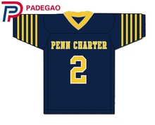 Embroidered Logo Matt Ryan 2 William Charter high School blue American Football Jersey Throwback FOR FANS(China)