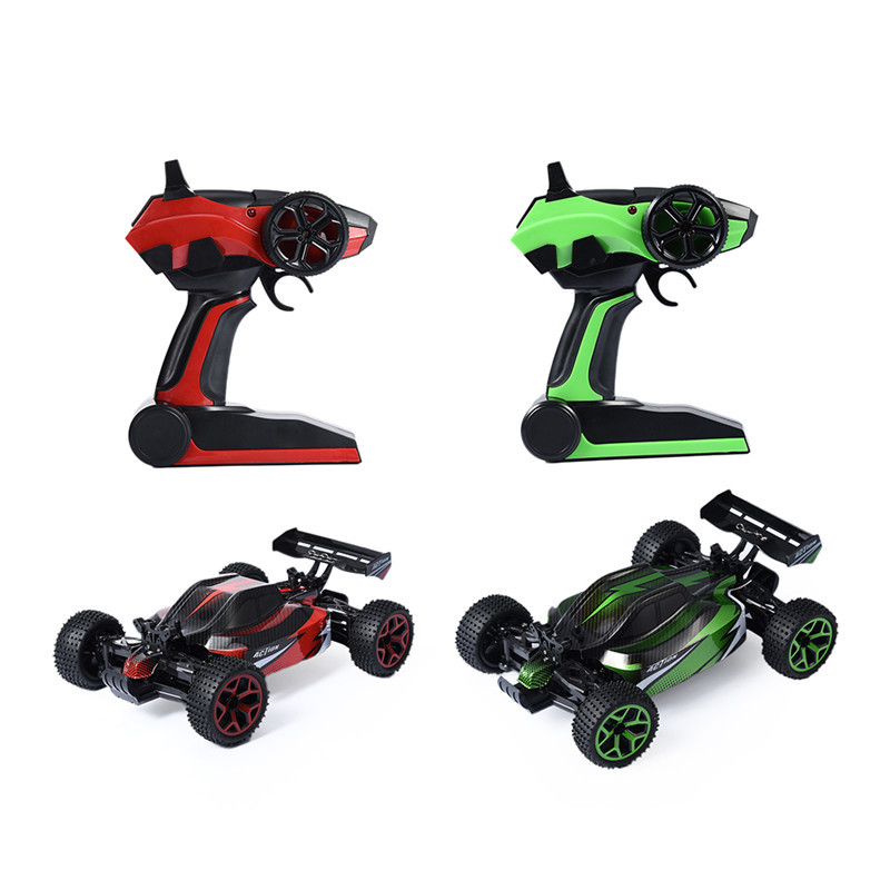 New 333-GS06B RC Car 2.4G 20KM/H High Speed Remote Control Electric Road Vehicle Model Children Dune Buggy Model Car Toy