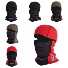 Winter Face Mask Cap Thermal Fleece Ski Mask Face Snowboard Shield Hat Cold Headwear Cycling Face Mask(China)