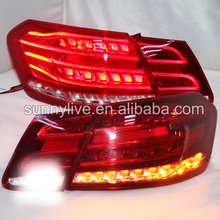 W212 Tail Lam led rear light for Mercedes -Benz W212 Red LF