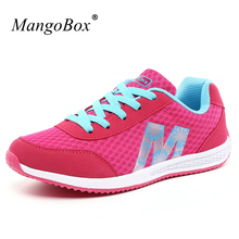 KERZER Spring/Summer Women Athletic Shoes Running Shoes Mesh Breathable Walking Jogging Sneakers Cheap Ladies Trainers
