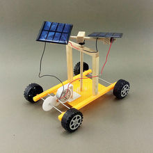 DIY solar space vehicles / rover / Technology small production suite
