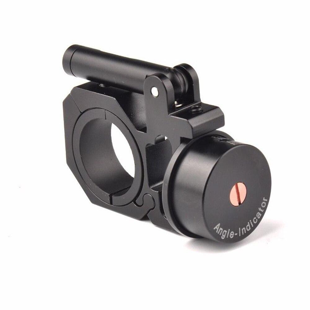 """Scope Mount w//bubble Level 4 Rifle ADI//ACI 1/""""//30mm Ring Angle Degree Indicator"""