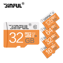 High speed Class10 32GB micro sd card 128GB 64GB 16GB 8GB flash Memory Card C6 4GB Mini TF microsd card with free adapter(China)