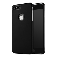 Magnetic Case for iPhone 7 Case iPhone 6 6s Plus Soft Silicone Magnet Case for iPhone 6s 6 7 Plus Cover for Car Phone Holder