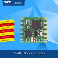 JY901B MPU6050 angle output 10-axis Accelerometer Gyroscope module with Atmospheric pressure UART IIC port Four-rotor(China)