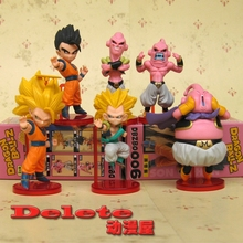 Fight!!12character Sun Wukong, Dragon Ball, Hot Toys,gohan Buu Devil Hand Office Earners Limited Collector Plastic Boys Movie&tv