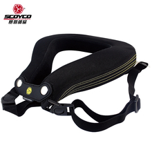 Scoyco N02B Motorcycle Neck Protector downhill MTB bike Long-Distance Racing Protective Brace Motocross Neck Guard