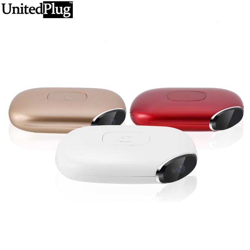 UnitedPlug USB Car Oxygen Bar Plasma Tech Portable Air Purifier with Dusting, Sterilize, Fragrat Function mini Ionizer KQ-03 <br>