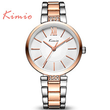 TG106 Free Shipping Long Last Battery Quartz Women's Watch Folding Clasp with Safety Watch