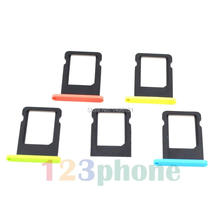 BRAND NEW SIM SLOT TRAY HOLDER FOR IPHONE 5C #F-679
