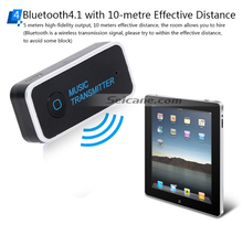 Newest Wireless Bluetooth Transmitter 3.5mm Audio Stereo Output Car Radio Compatible for Digital Device(China)