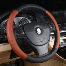Racing Car Steering Wheel Cover set Microfiber Leather Case 36/38/40cm For BMW/Honda/AUDI/Ford/Toyota/volkswagen vw Golf 4 5 6 7
