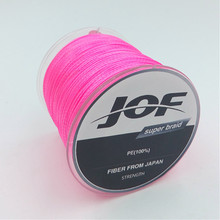 Braided Fishing Line 150m Smooth Multifilament PE 4 Strands Braided Cord 8LB - 100LB Strong Japan Technology(China)