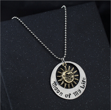 Movie Jewelry Game Of Thrones Pendants moon of my life Sun and Star necklace Song Of Ice And Fire Pendant Necklace wholesale
