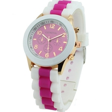 Baby Clock Pink Girl Watches Silicone Sport Cute Kid Children Women Clock Quality Wrist Gifts relogio Holiday Hodinky