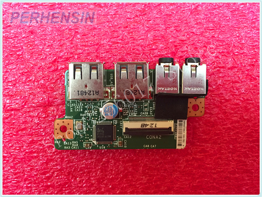 FOR MSI MS-1485 USB AUDIO SD READER BOARD MS-1485A<br>
