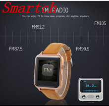 Smartch X7 Smart Watch Phone with Bluetooth Pedometer Heart Rate Monitor Sleep Monitor SIM TF Card Camera Compatible Android IOS(China)