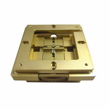 Universal BGA Reball station Template Holder Jig with auto adjust and magnet for 80/90mm stencil