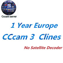 HD AV Cable CCcams for Satellite Receiver DVB-S2 via USB wifi.More specification can selected