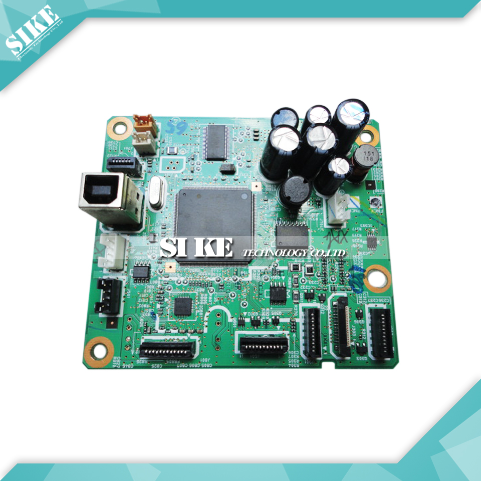 Logic Main Board For Canon MP280  MP287 MP288 MP 288 287 280 Formatter Board Mainboard QM3-7327<br>