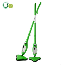 5in1 Hand-Held steam mop cleaner visual Window Cleaner ,400ml water tank,dry steam sterilization clean mop device(China)