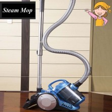 1 Set 2016 Home Handheld Washing Vacuum Cleaner Steam Mop Carpet Cleaner Mites Vacuum Mini Mute As Seen ON TV