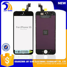 10 pcs / lot Brand New High Quality Oem Original Lcd Screen for Iphone 5s With Digitizer Assembly AAA+ quality+free gift