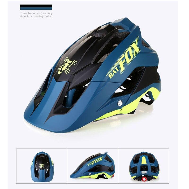 BATFOX Women Men Cycling shark Helmet cycling helmets road bike Bicycle casco specialiced ciclismo mtb hombre protone helmet 7