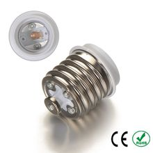 200pcs E40 To E27 Lamp Holder Converter Adapter Lamp Base Socket Light Bulb Holder Extender Plug For LED Halogen CFL Light