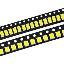 White/Warm White 5730 2835 LED Chip Light Emitting Diode 0.5W 0.3W 40-55LM Original Epistar SMD For Led Lamp Bulb Strip Light