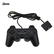 Sbolang 1.8M wired Dual Vibration Controller Gamepad for Sony Playstation 2 PS2 Controller Dualshock 2 Joystick Console