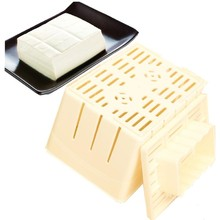 Buy Practical DIY Homemade Tofu Press-Maker Mold Box Plastic Soybean Curd Making Machine Kitchen Cooking Tools for $3.19 in AliExpress store