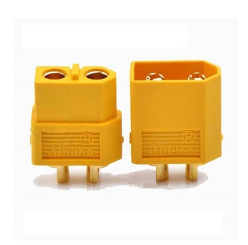 uxcell28cm 11 XT60 XT-60 Male Female Plug Connector Adapter for RC Battery