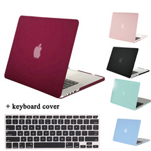 MOSISO for Macbook Pro 13 Retina A1425/A1502 Crystal Matte Plastic Hard Case Cover for Mac Book Pro15 A1398 Laptop Shell Cover(China)