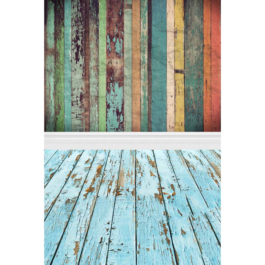 6X10FT  Customize Wood Photography Backdrop Digital Printing Vinyl Cloth Background N-007<br><br>Aliexpress