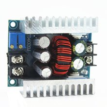 New DC 6-40V To 1.2-36V 300W 20A Constant Current Adjustable Buck Converter Step-Down Module Board Integrated Circuits(China)