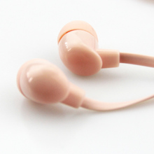 MOONBIFFY Hot Sale high quality Earphone 3.5mm headset In-Ear Earbuds For Cellphone MP3 MP4 Earphones For PC Without Mic