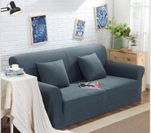 Modern simple solid   for four seasons anti-skid  Sofa  slipcover couch cove 1 piece price 12 colours free ship