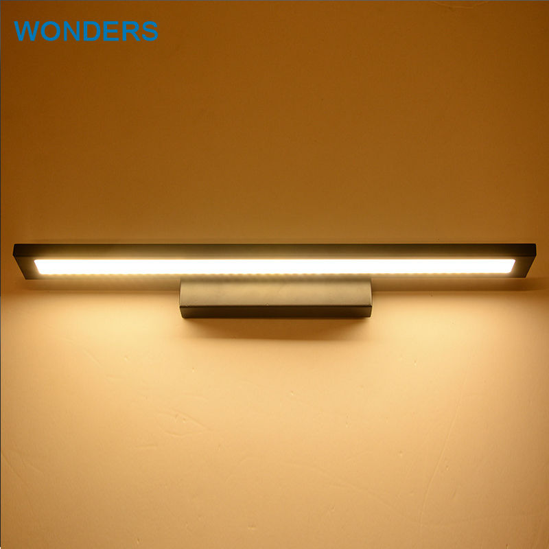 High Quality Modern LED Wall Lamp 5W 8W 11W Mirror Lights Brief Bathroom Dresser