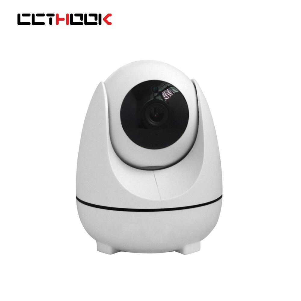 CCTHOOK Smart Mini Wifi IP camera 1080P FHD Wireless Video Surveillance Night Vision Security Camera Network Baby Monitor Kamera<br>