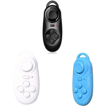 Wireless Bluetooth Autodyne Artifact+Mini Game Controllers/Mobile Phone Handheld Self Timer Pole Remote Control Handle