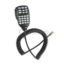 8-Pin DTMF Microphone HM-133 for ICOM Car Mobile Radio ID-800H ID-880H IC-E880 IC-2720H IC-2725E IC-208H IC-2800H IC-2820H