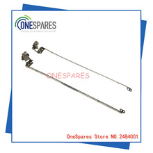 Original Laptop LCD Screen Left&Right Hinges For HP For Compaq 500 510 520 Free Shipping AM01000200 AM01000100