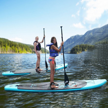 330*75*10cm AQUA MARINA 11 feet VAPOR inflatable surfboard stand up paddle board inflatable surf board sup paddle boat